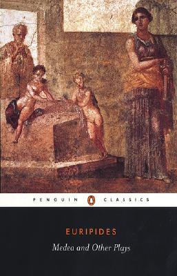 Medea and Other Plays By Euripides/ Davie, John N. (TRN)/ Davie, John N./ Rutherford, R. B.