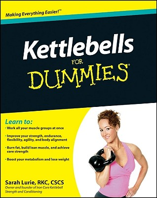 Kettlebells for Dummies By Lurie, Sarah